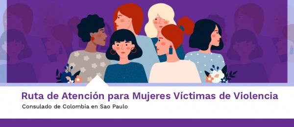Ruta de Atención para Mujeres Víctimas de Violencia en Sao Paulo en 2021
