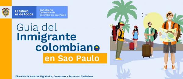 Guía del inmigrante colombiano en Sao Paulo en 2019